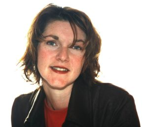 Kath Dewar back in 2001
