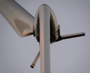 Image of ThinAir single blade turbine