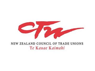 logo NZ Council of Trade Unions – Te Kauae Kaimahi
