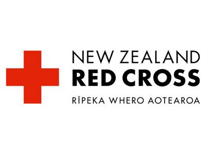 logo NZ Red Cross