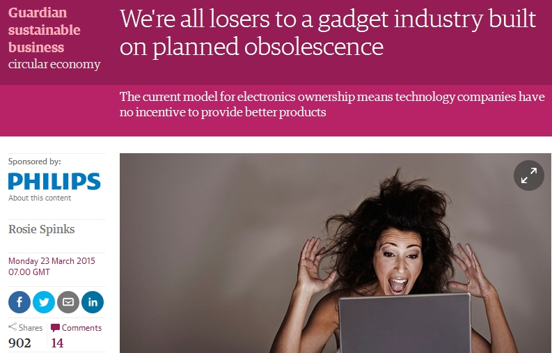 Philips sponsored content