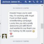 Jackson James Wood message 2015