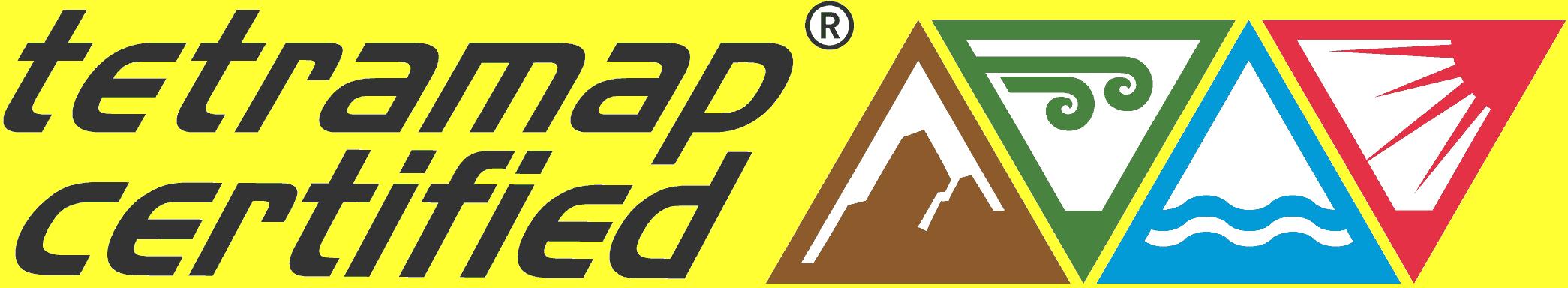 Tetramap certified