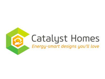 logo Catalyst Homes