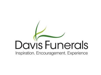 logo Davis Funerals