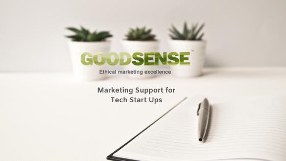 Marketing Support for tech start ups