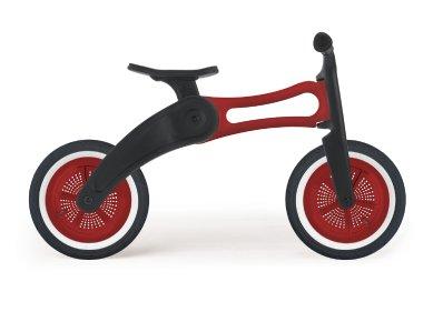 Red Wishbone Bike