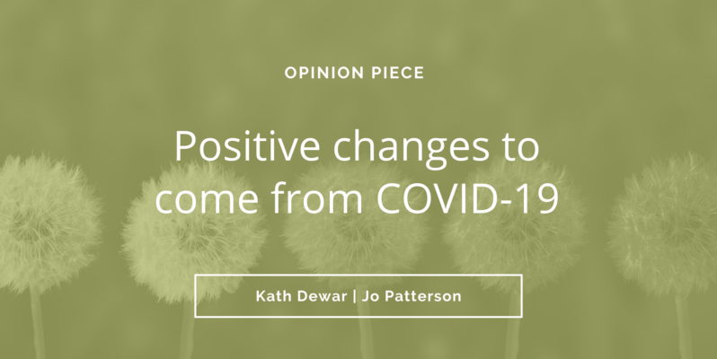 COVID changes